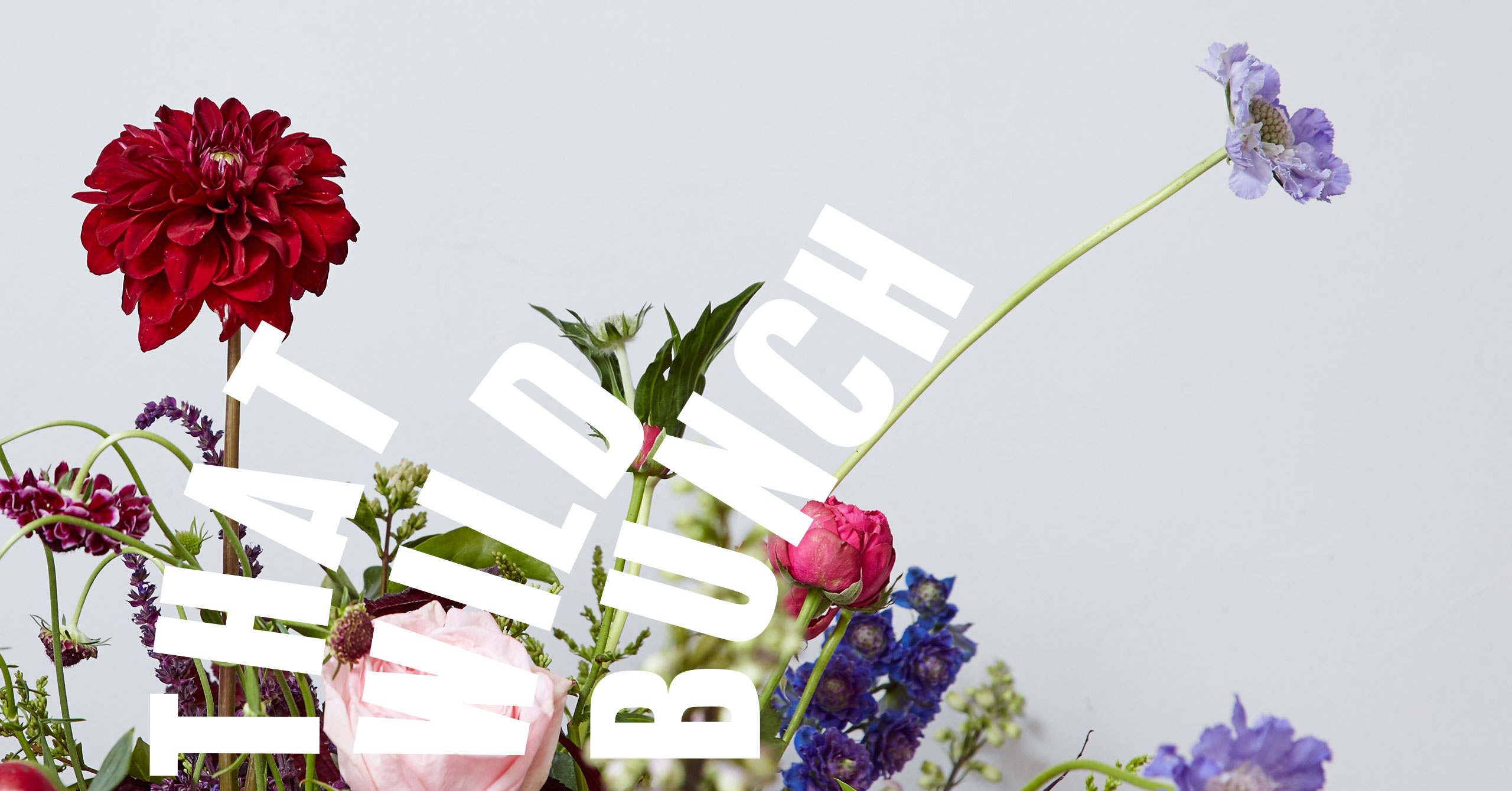 That Wild Bunch | London based Floristry